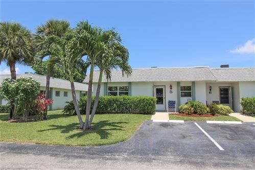 Photo of 2638 E Gately Drive #5, West Palm Beach, FL 33415 (MLS # RX-10638980)
