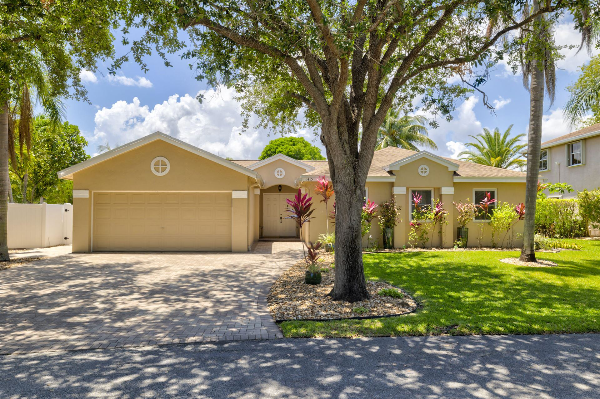 Photo of 1415 NW 49 Avenue, Coconut Creek, FL 33063 (MLS # RX-10715980)
