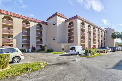 Photo of 3251 Holiday Springs Boulevard #107, Margate, FL 33063 (MLS # RX-10684981)