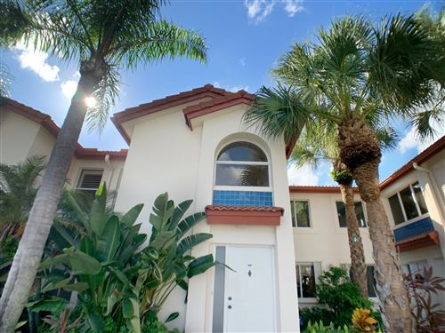 Photo of 340 NW 67th Street #203, Boca Raton, FL 33487 (MLS # RX-10754981)