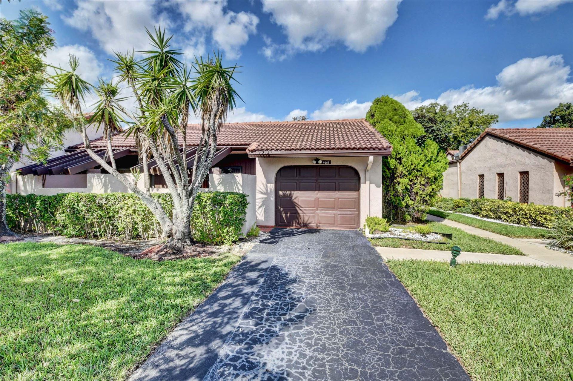 9265 Pecky Cypress Lane #14b, Boca Raton, FL 33428 - #: RX-10671981