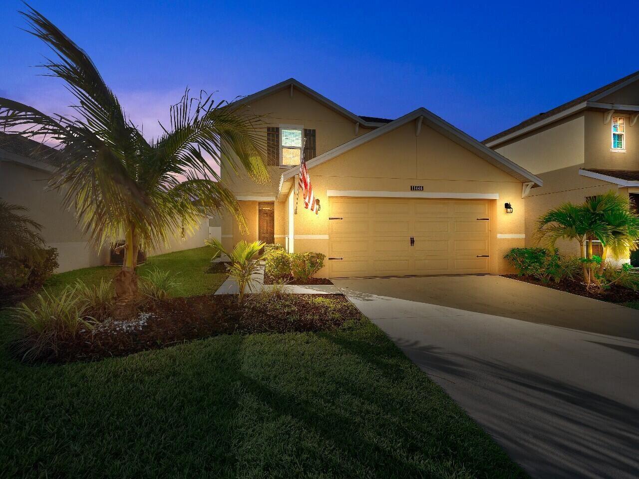 11446 SW Patterson Street, Port Saint Lucie, FL 34987 - #: RX-10704981