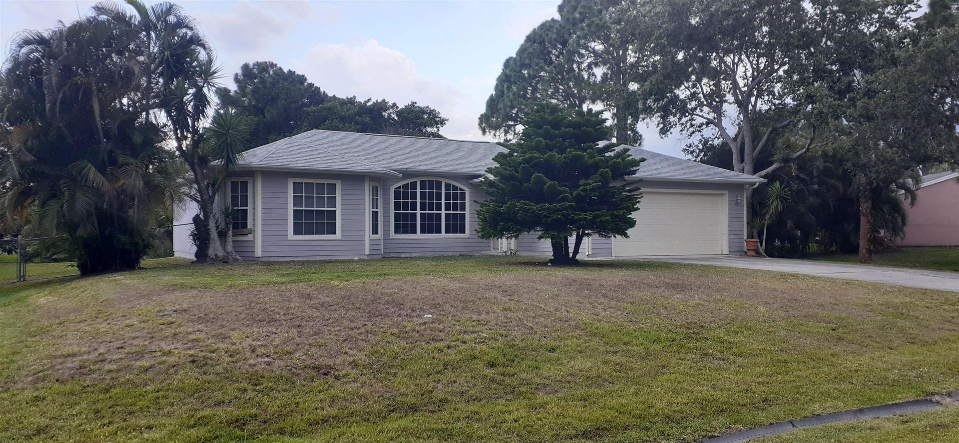 1150 SW Alesio Lane, Port Saint Lucie, FL 34953 - MLS#: RX-10712981