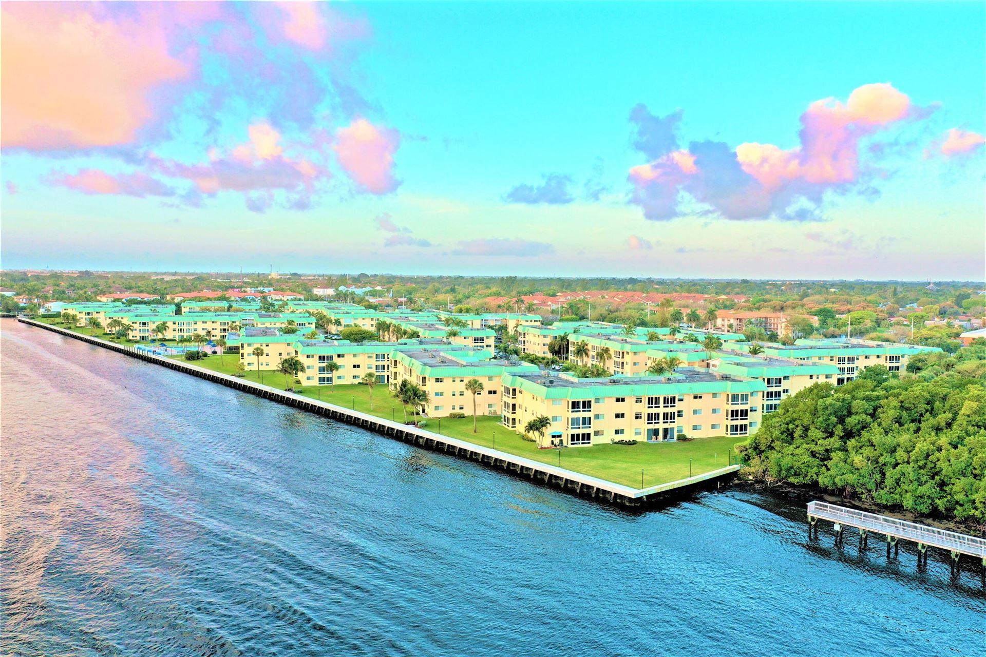 15 Colonial Club Drive #301, Boynton Beach, FL 33435 - MLS#: RX-10721981