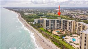 Photo of 100 Ocean Trail Way #1010, Jupiter, FL 33477 (MLS # RX-10566982)
