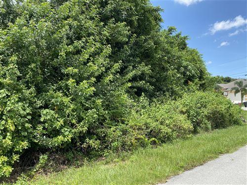 Photo of 901 SW Jeremko Avenue, Port Saint Lucie, FL 34953 (MLS # RX-10638982)