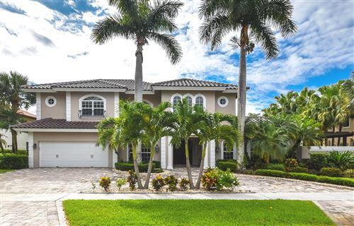 Photo of 6164 NW 32nd Avenue, Boca Raton, FL 33496 (MLS # RX-10643982)