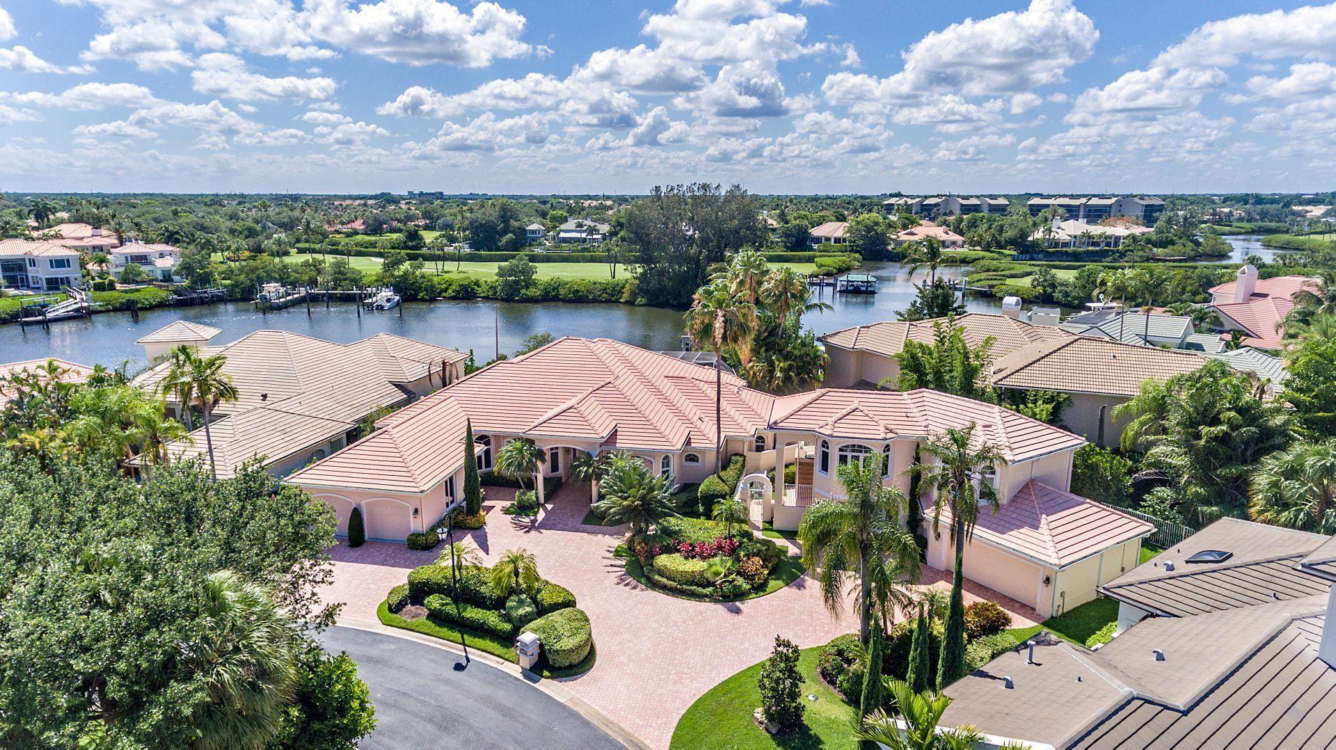 Photo for 16757 Port Royal Circle, Jupiter, FL 33477 (MLS # RX-10533982)