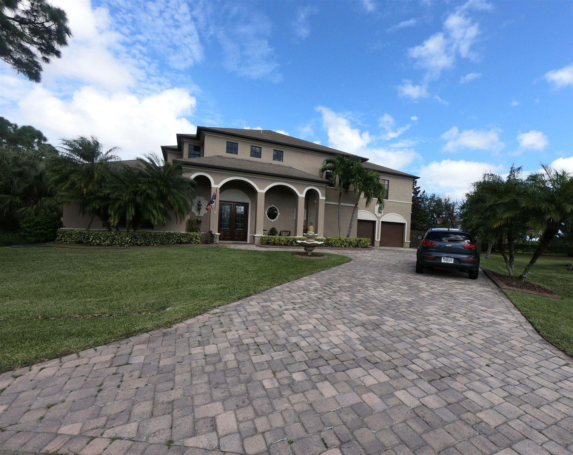 5811 NW Blue Bonnet Court, Port Saint Lucie, FL 34986 - #: RX-10665982