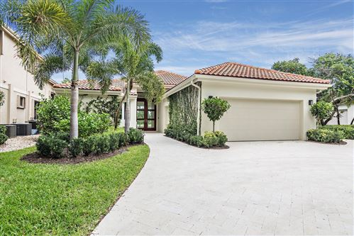 Photo of 3827 Toulouse Drive, Palm Beach Gardens, FL 33410 (MLS # RX-10517983)