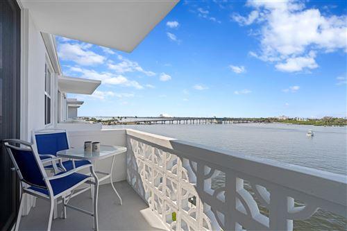 Photo of 2840 S Ocean Boulevard #522, Palm Beach, FL 33480 (MLS # RX-10684983)