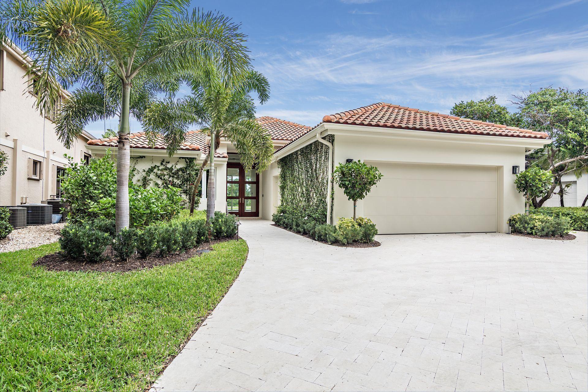 Photo of 3827 Toulouse Drive, Palm Beach Gardens, FL 33410 (MLS # RX-10517983)