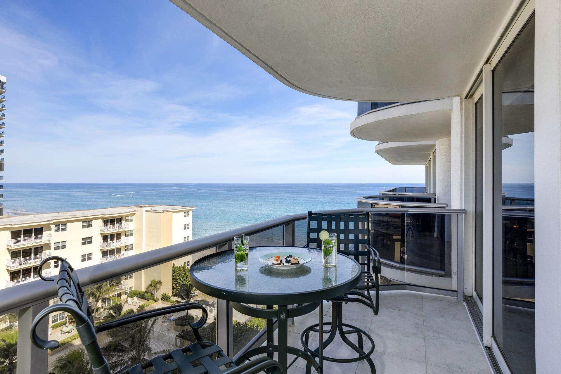 Photo of 350 S Ocean Boulevard #8-C, Boca Raton, FL 33432 (MLS # RX-10666983)