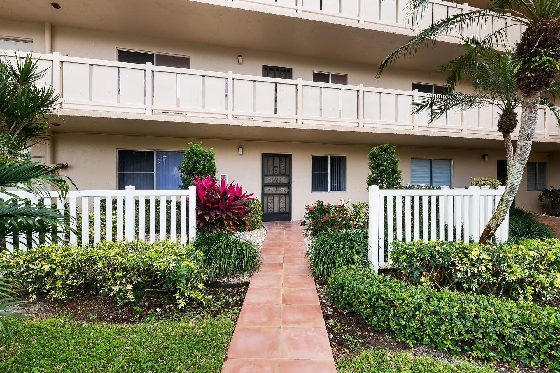7006 Huntington Lane #103, Delray Beach, FL 33446 - #: RX-10683983