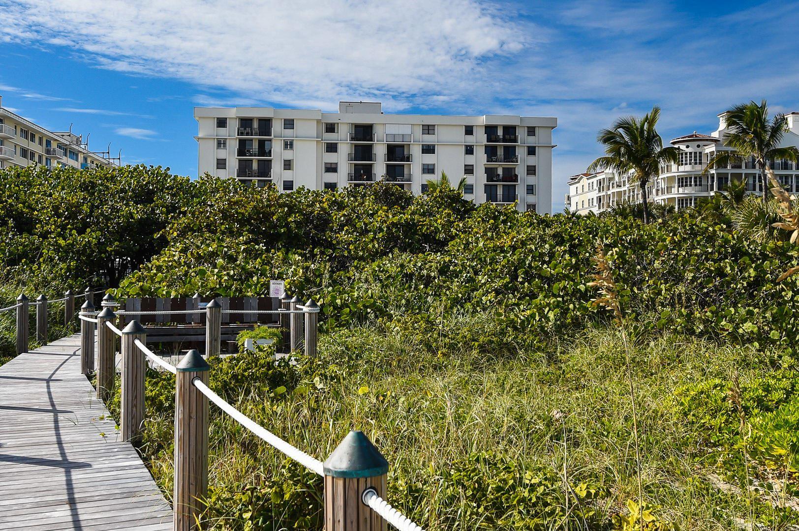 Photo of 145 S Ocean Avenue #318, Palm Beach Shores, FL 33404 (MLS # RX-10693983)