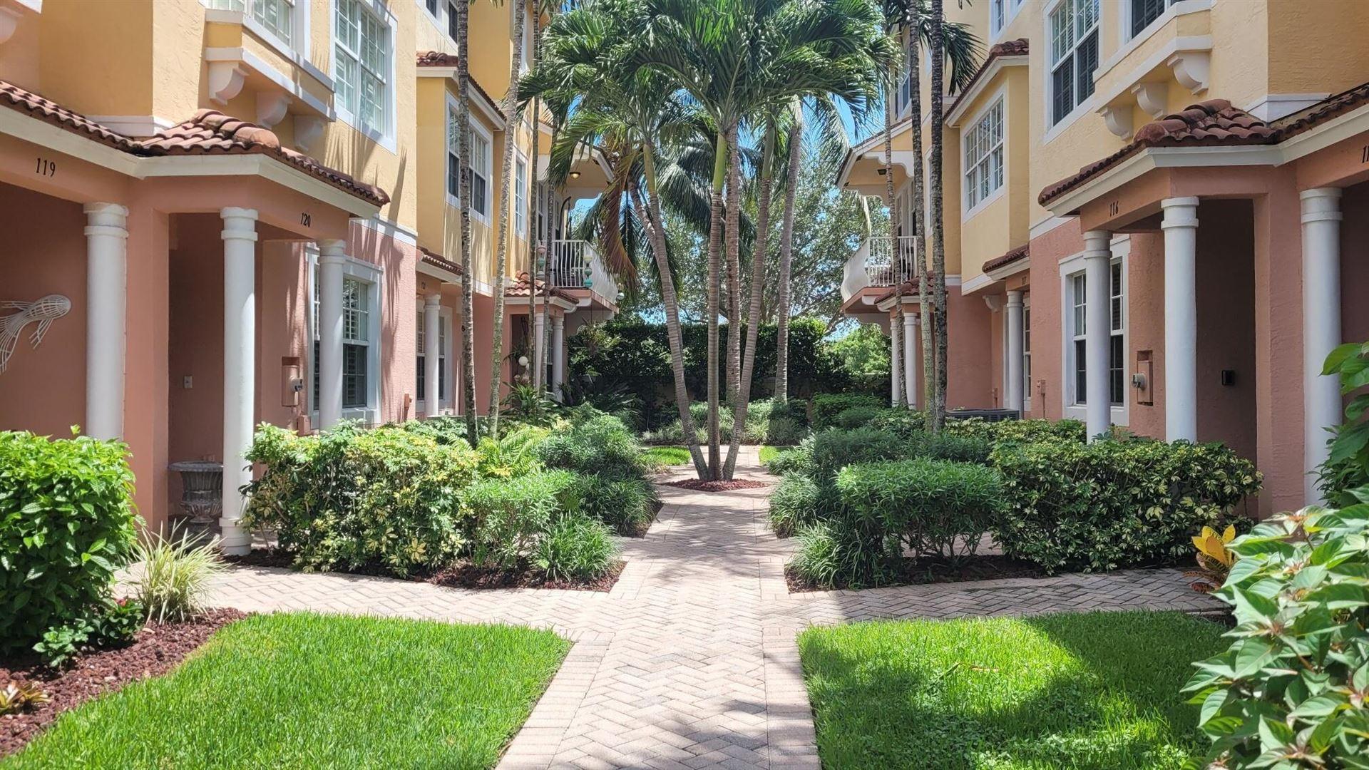 121 Harbors Way, Boynton Beach, FL 33435 - #: RX-10737983