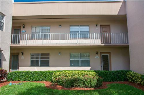 Photo of 110 Flanders C, Delray Beach, FL 33484 (MLS # RX-10603984)