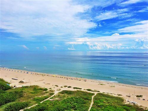Photo of 3000 N Ocean Drive #18-A, Singer Island, FL 33404 (MLS # RX-10623984)
