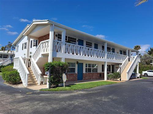 Photo of 5505 N Ocean Boulevard N #11-109, Ocean Ridge, FL 33435 (MLS # RX-10693984)