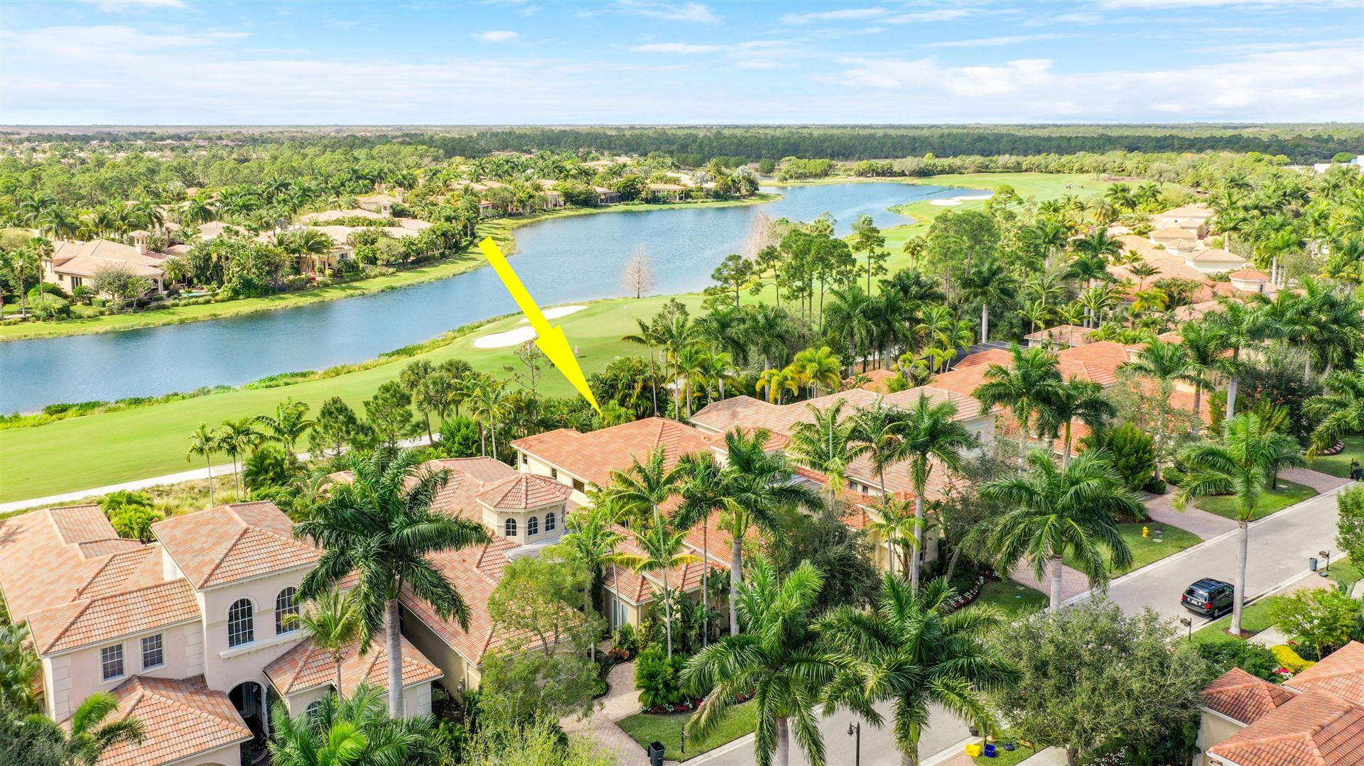 113 Monte Carlo Drive, Palm Beach Gardens, FL 33418 - #: RX-10600984