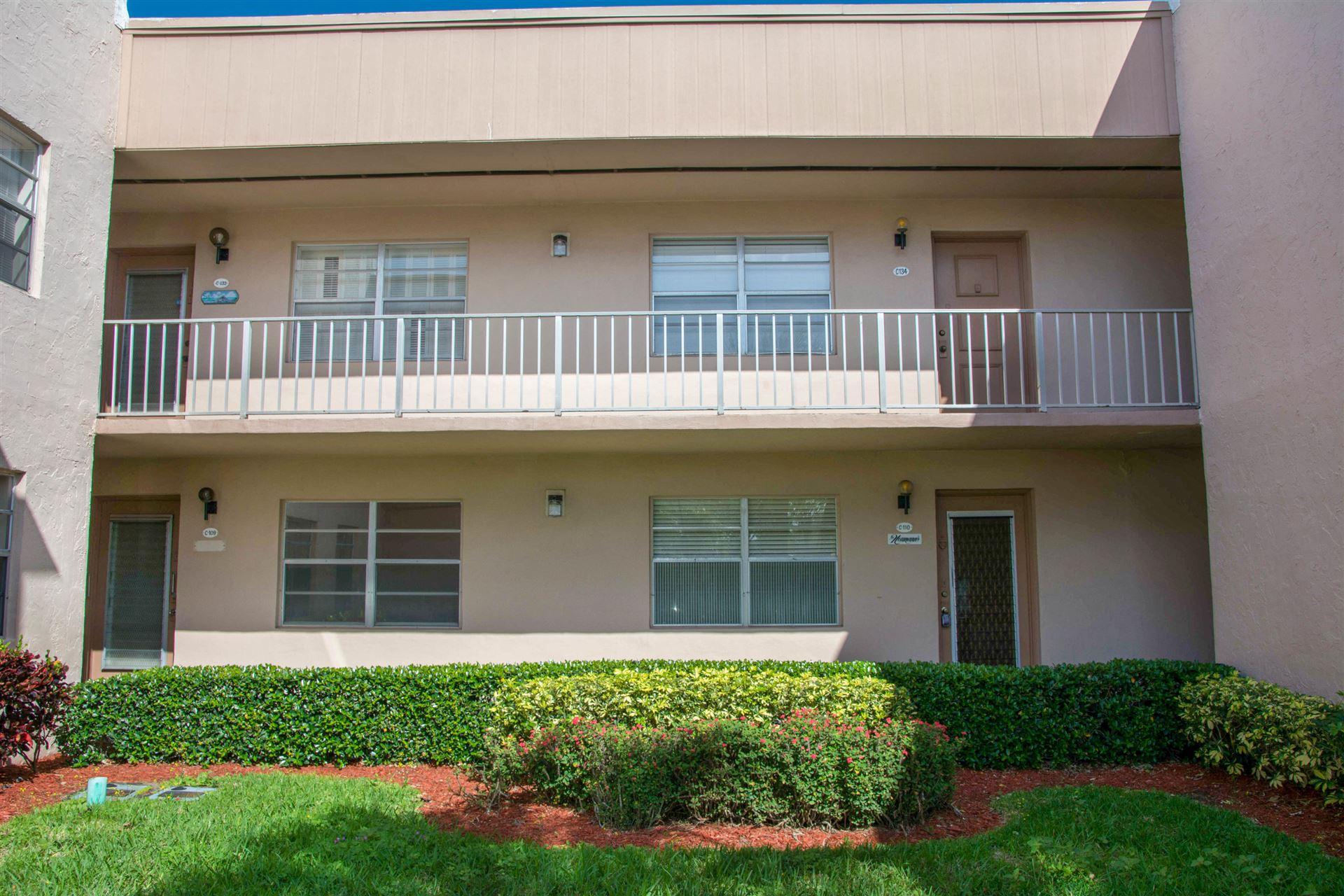 110 Flanders C, Delray Beach, FL 33484 - #: RX-10603984