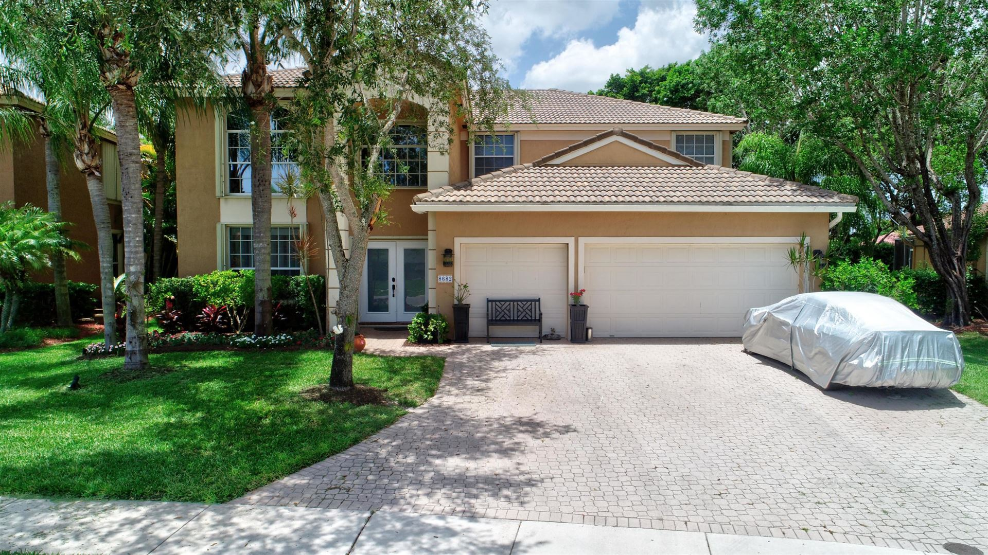 8682 Via Ancho Road, Boca Raton, FL 33433 - #: RX-10632984