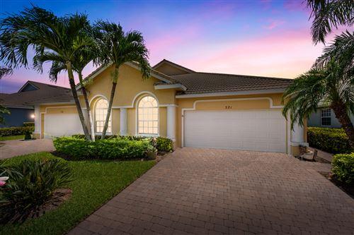 Photo of 521 NW Red Pine Way, Jensen Beach, FL 34957 (MLS # RX-10640985)