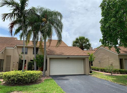 Photo of 48 Balfour Road E, Palm Beach Gardens, FL 33418 (MLS # RX-10715985)