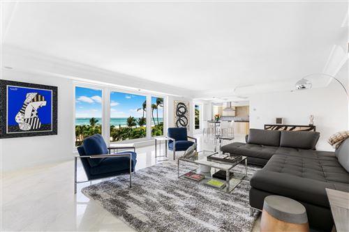 Photo of 750 S Ocean Boulevard #2-N, Boca Raton, FL 33432 (MLS # RX-10753985)