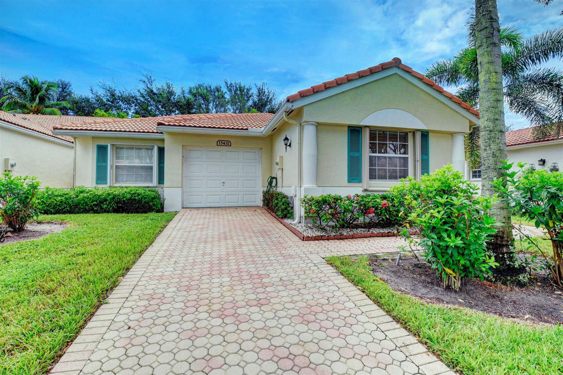 15432 Rosaire Lane, Delray Beach, FL 33484 - #: RX-10653985