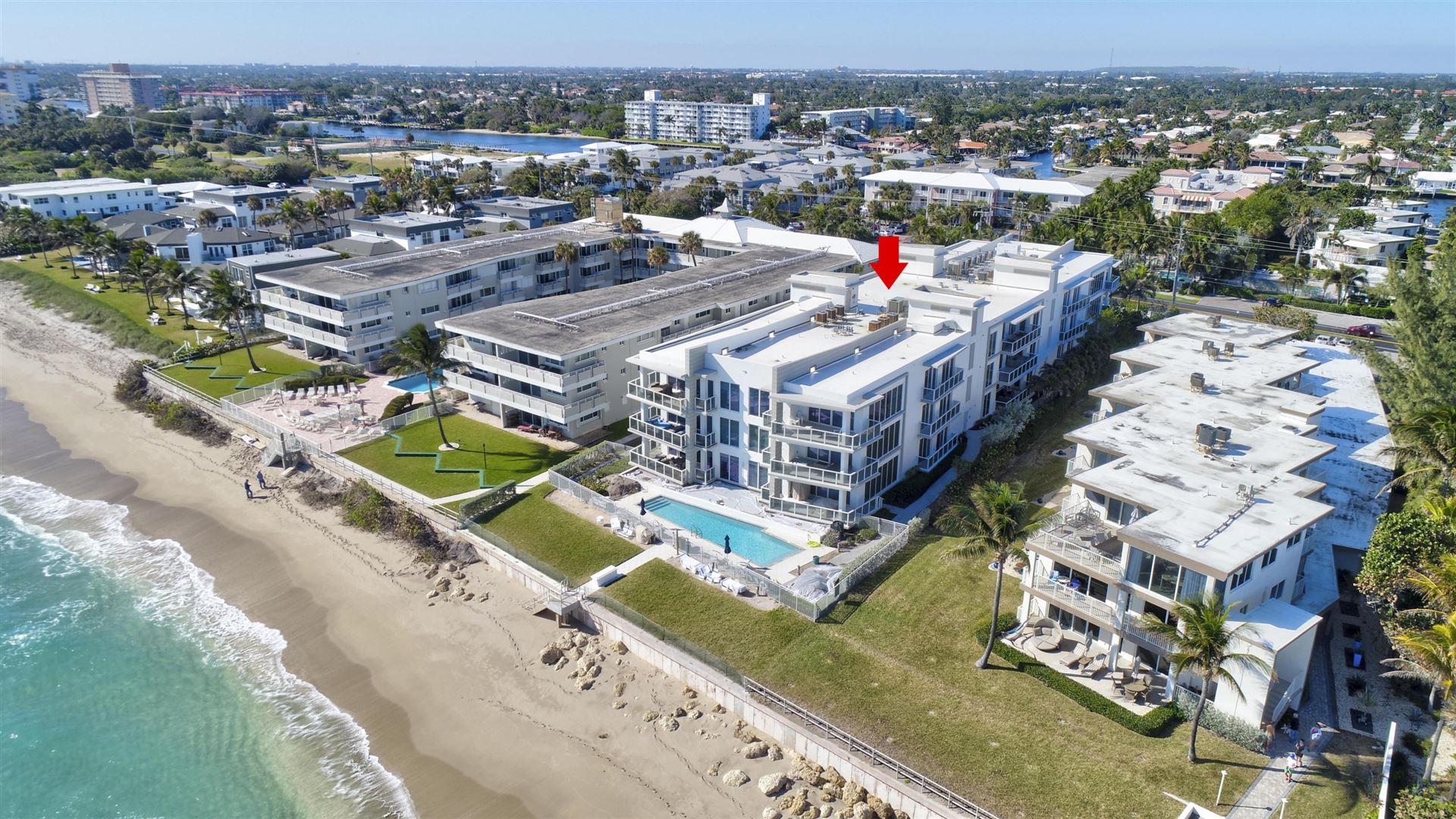 1200 Hillsboro Mile #1204, Hillsboro Beach, FL 33062 - #: RX-10703985
