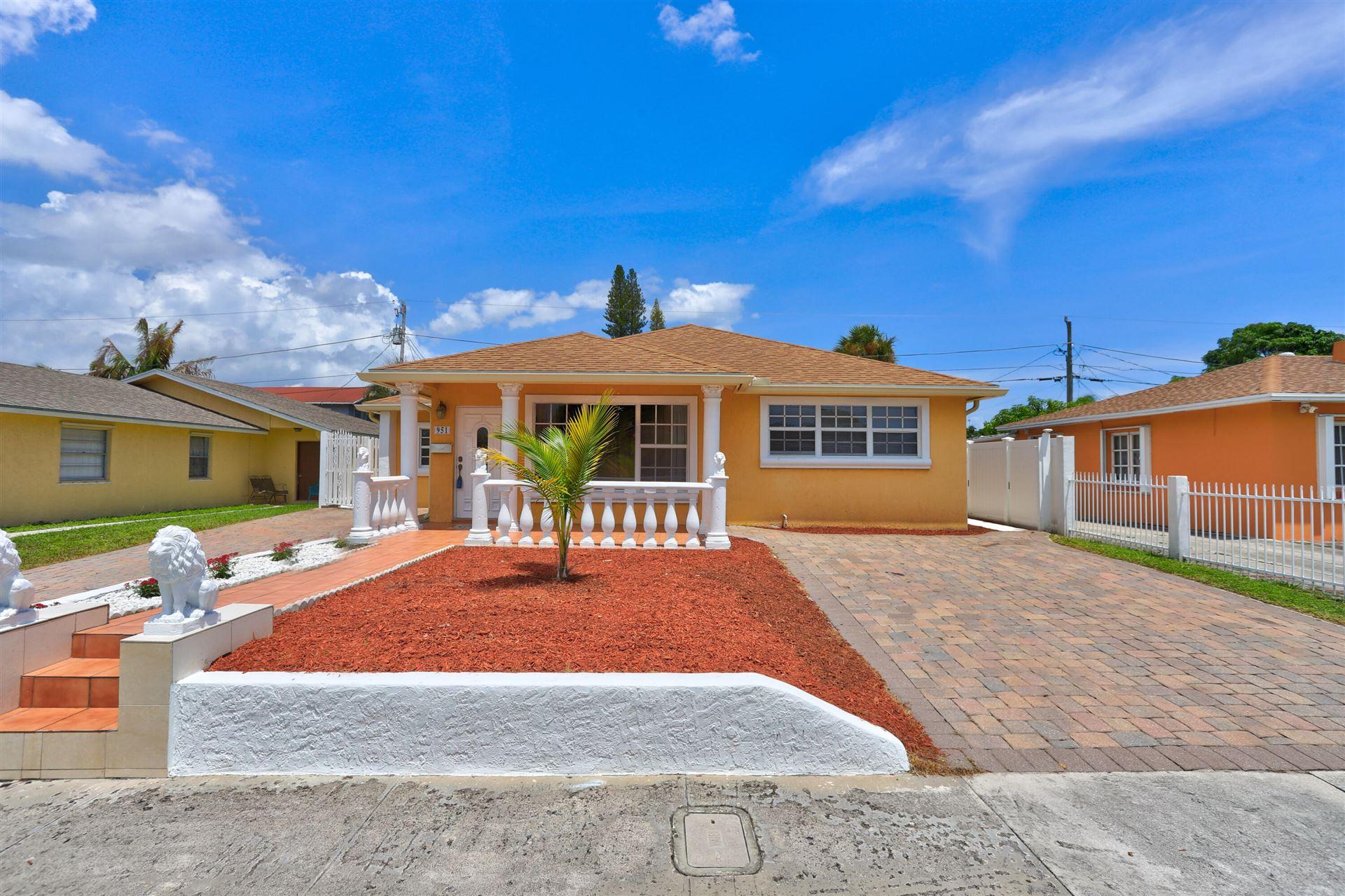 951 Green Street, West Palm Beach, FL 33405 - MLS#: RX-10738985