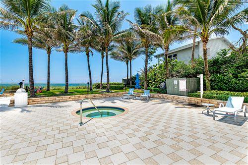 Tiny photo for 5200 N Ocean Drive #704, Singer Island, FL 33404 (MLS # RX-10747986)