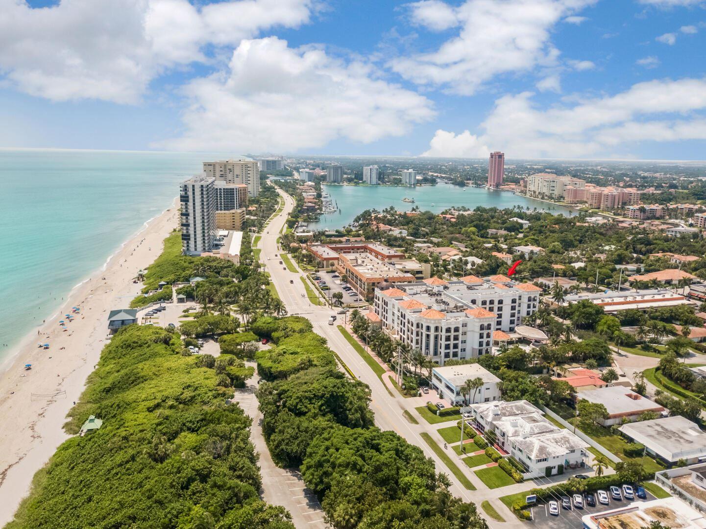 1 N Ocean Boulevard #403, Boca Raton, FL 33432 - MLS#: RX-10715986