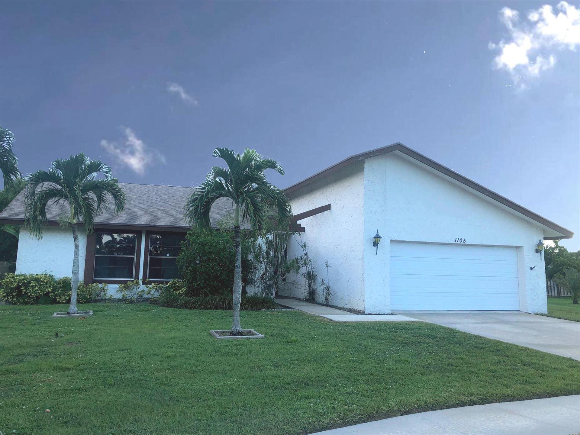 1105 Southport Court, Wellington, FL 33414 - MLS#: RX-10734986