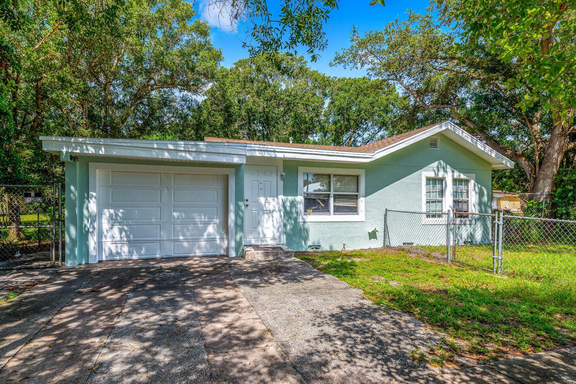 621 S 11th Street, Fort Pierce, FL 34950 - MLS#: RX-10748986