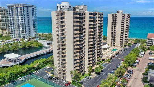 Photo of 4200 N Ocean Drive #2-1503, Singer Island, FL 33404 (MLS # RX-10725987)