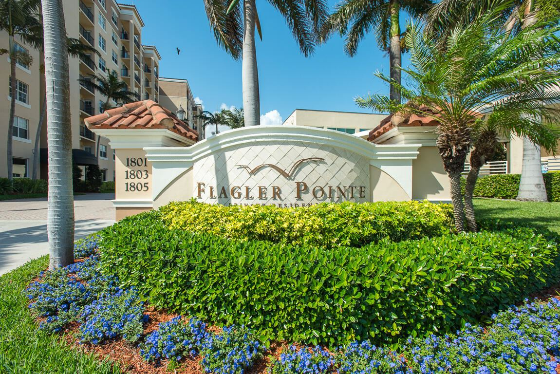 1801 N Flagler Drive #407, West Palm Beach, FL 33407 - #: RX-10694987