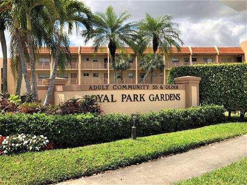 Photo of 6770 Royal Palm Boulevard #214l, Margate, FL 33063 (MLS # RX-10705988)