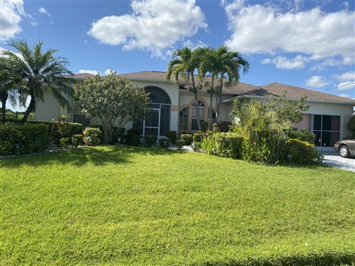 Photo of 5640 NW Commodore Terrace NW, Port Saint Lucie, FL 34983 (MLS # RX-10752988)