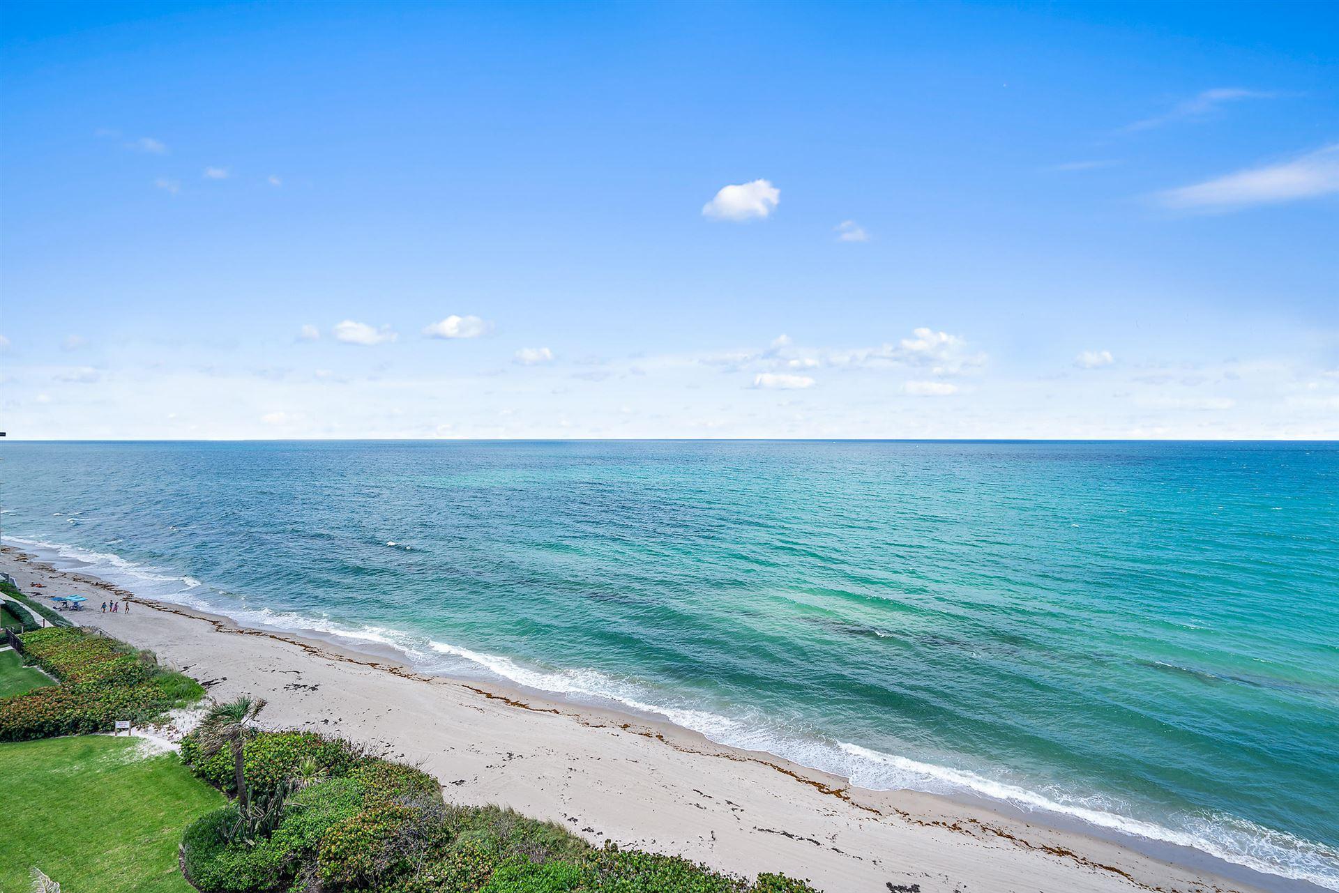 Photo of 5380 N Ocean Drive #9-I, Singer Island, FL 33404 (MLS # RX-10626988)