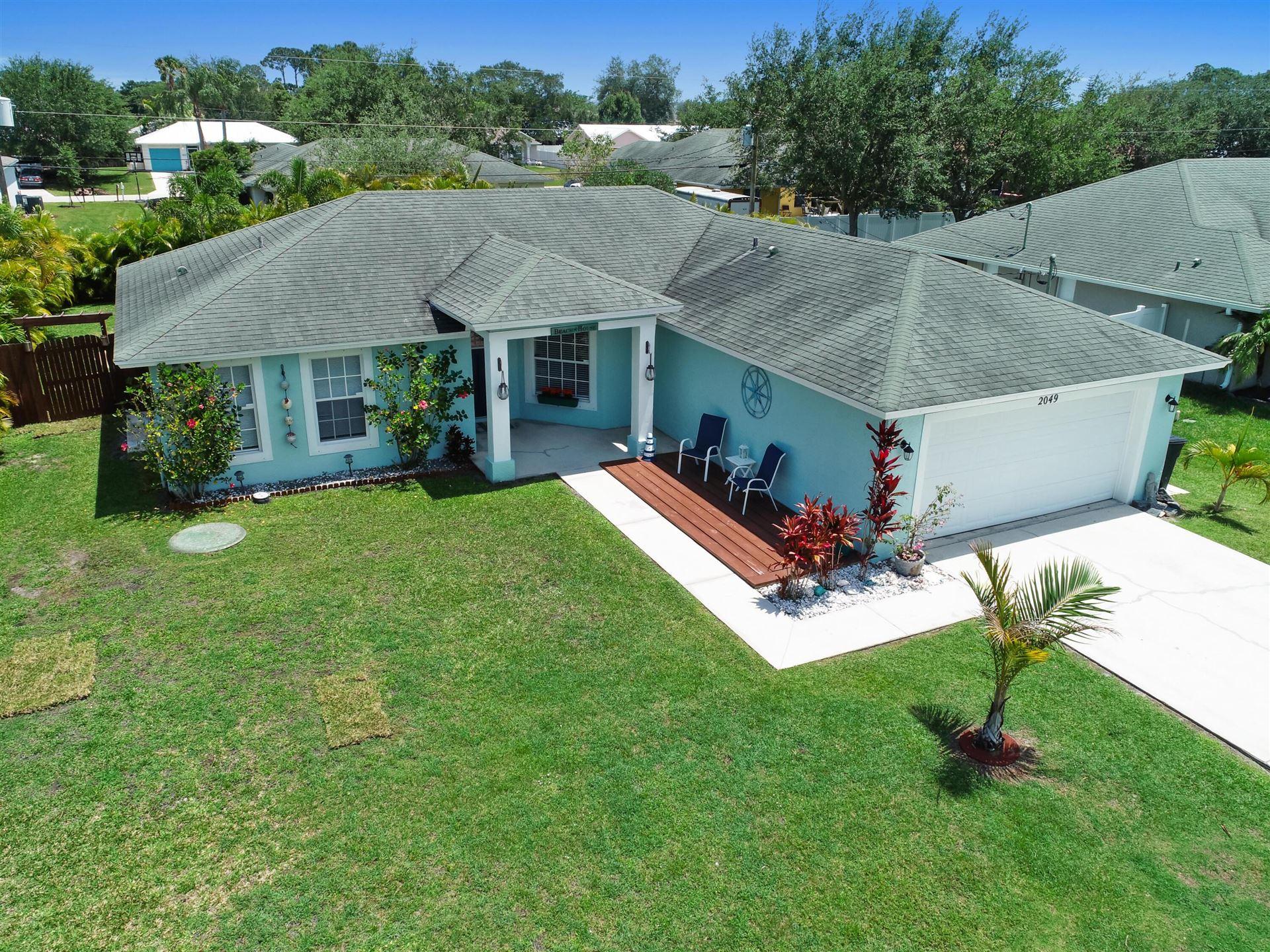 2049 SW Beauregard Street, Port Saint Lucie, FL 34953 - #: RX-10709988