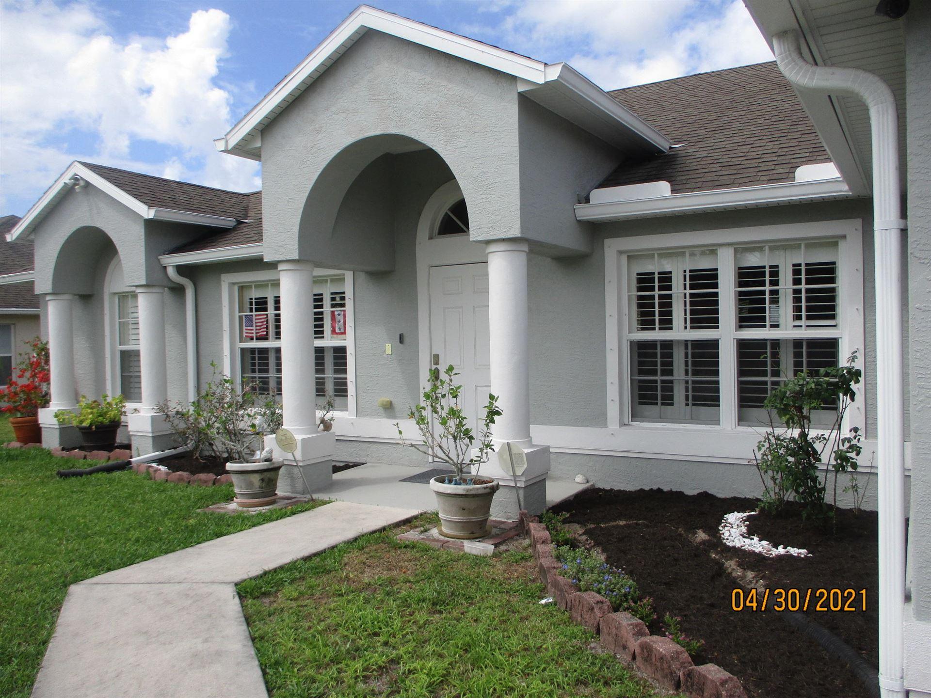 2382 SW Cooper Lane, Port Saint Lucie, FL 34984 - MLS#: RX-10712988