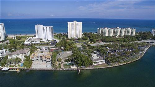 Photo of 750 S Ocean Boulevard #2-N, Boca Raton, FL 33432 (MLS # RX-10637989)