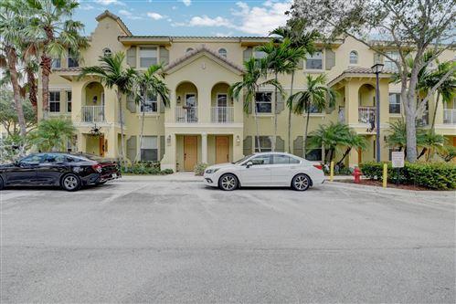 Photo of 1465 Via Alferi, Boynton Beach, FL 33426 (MLS # RX-10754989)