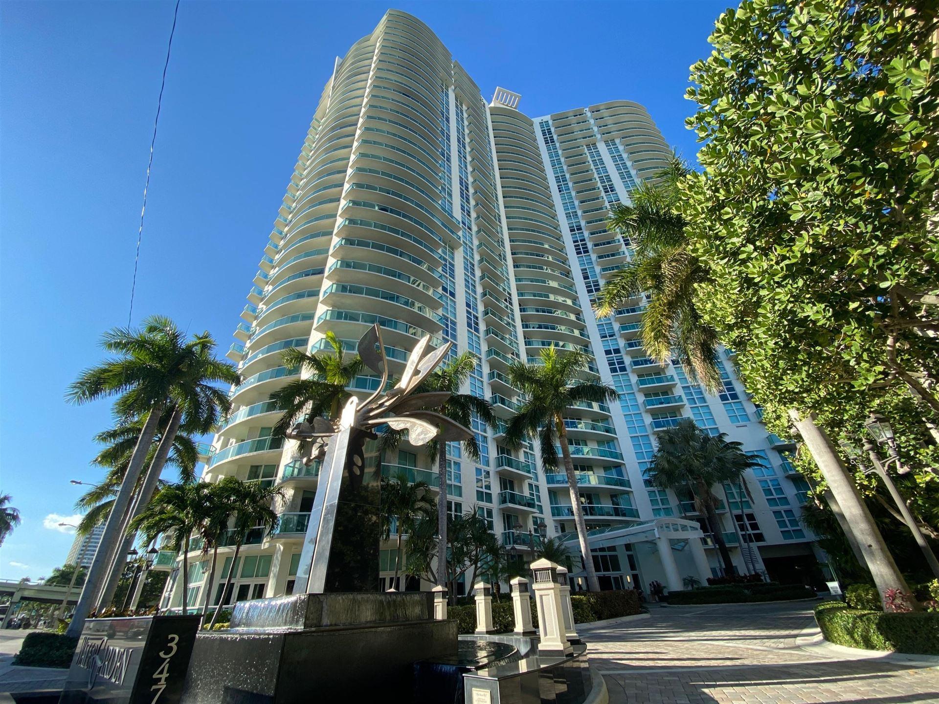 347 N New River Drive E #2207, Fort Lauderdale, FL 33301 - #: RX-10685989