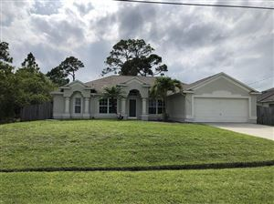 Photo of 4256 SW Oblique Street, Port Saint Lucie, FL 34953 (MLS # RX-10532990)
