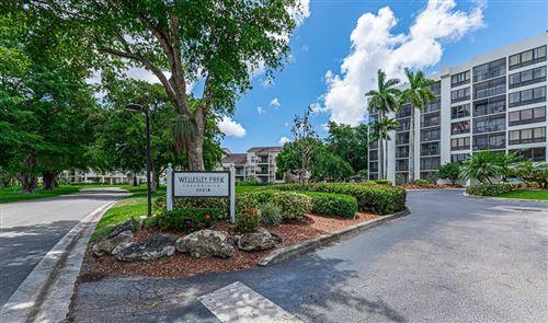 Photo of 5951 Wellesley Park Drive #205, Boca Raton, FL 33433 (MLS # RX-10664990)