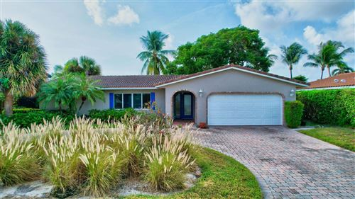 Photo of 924 Banyan Drive, Delray Beach, FL 33483 (MLS # RX-10750990)