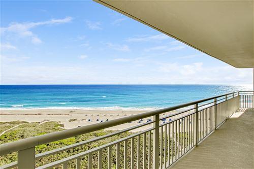 Photo of 3000 N Ocean Drive #14-F, Riviera Beach, FL 33404 (MLS # RX-10598991)